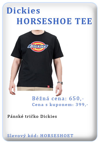 Tricko dickies Horseshoe